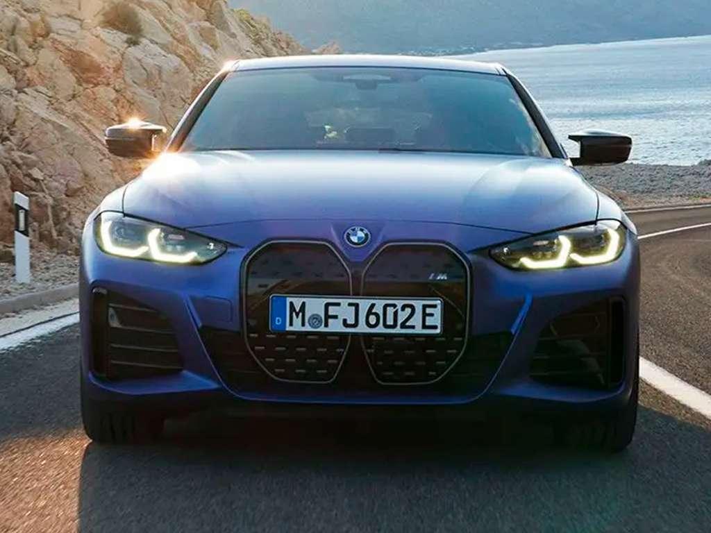 Galería de fotos del BMW Nuevo i4 M50 (1)