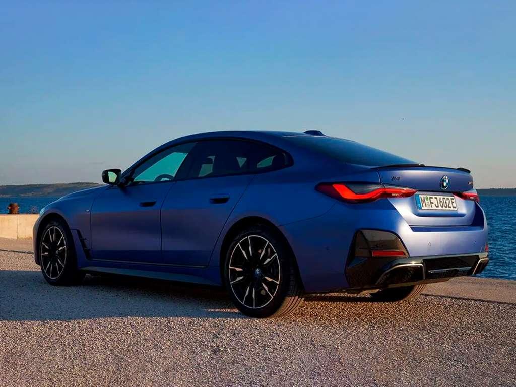 Galería de fotos del BMW Nuevo i4 M50 (2)
