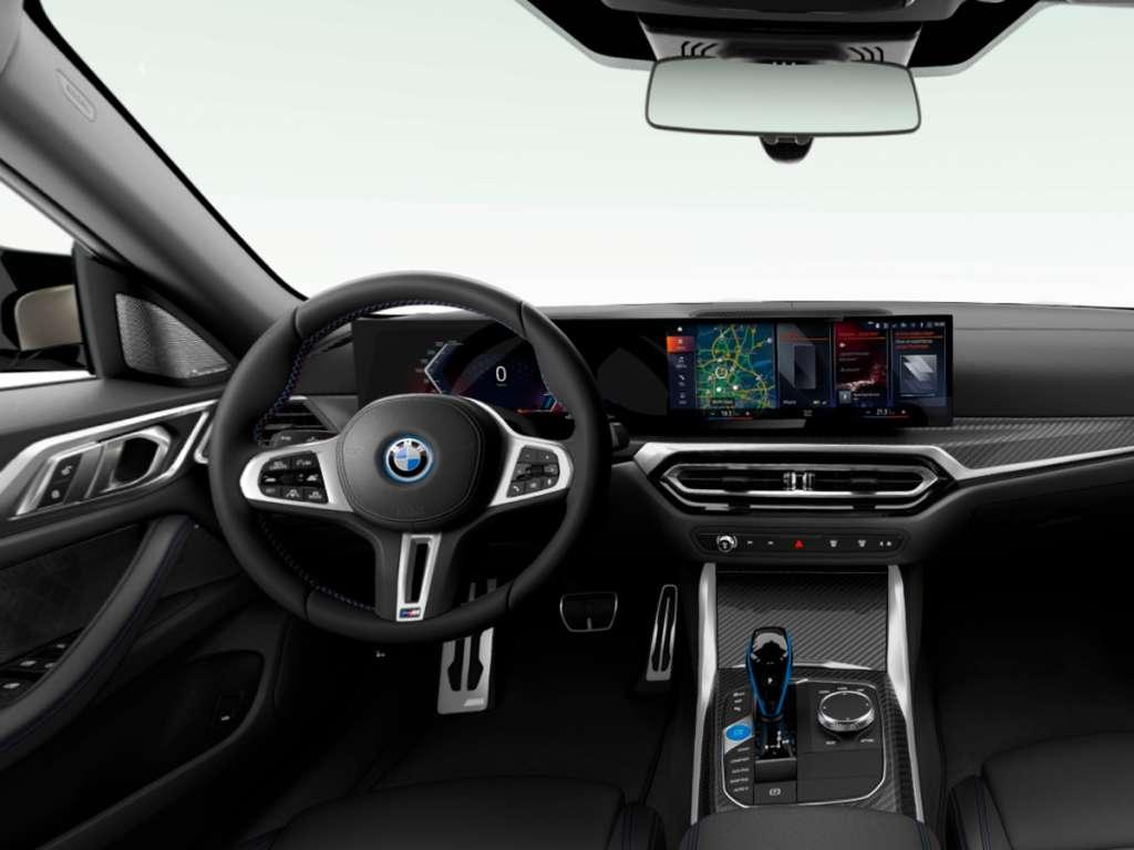 Galería de fotos del BMW Nuevo i4 M50 (4)