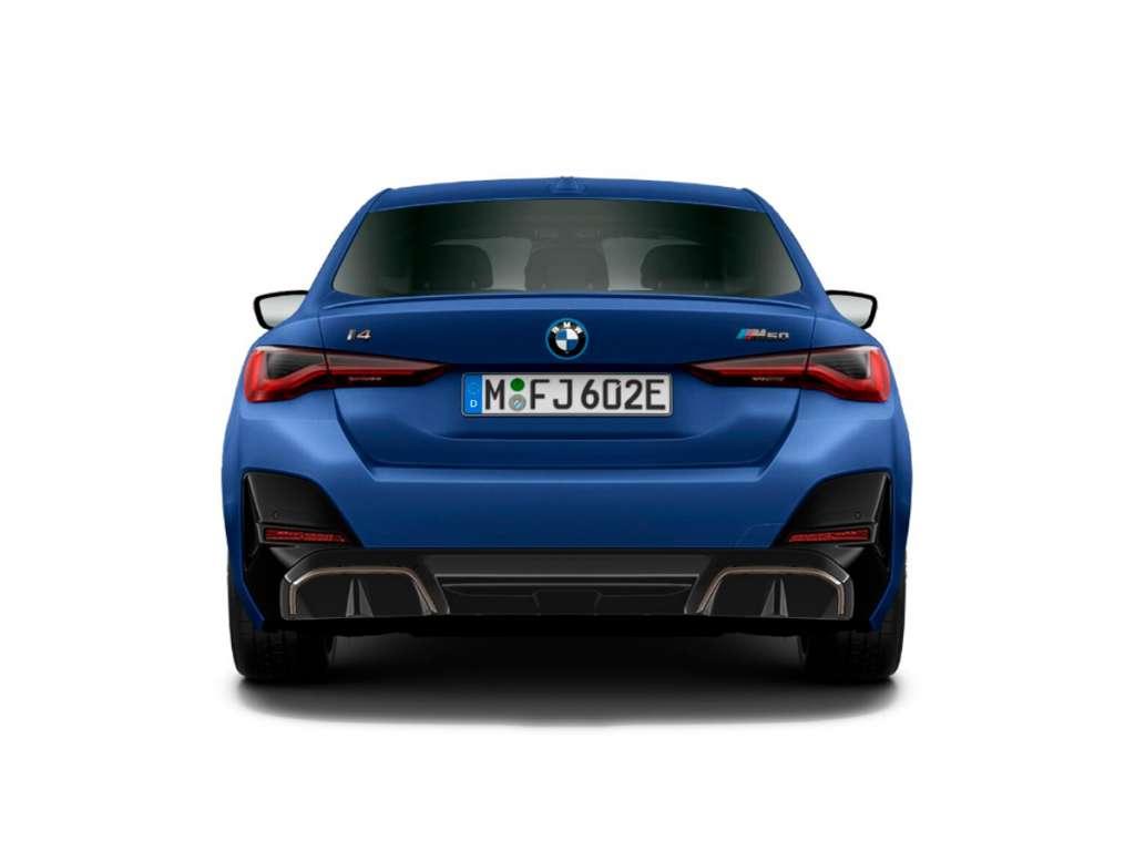 BMW Novo i4 M50
