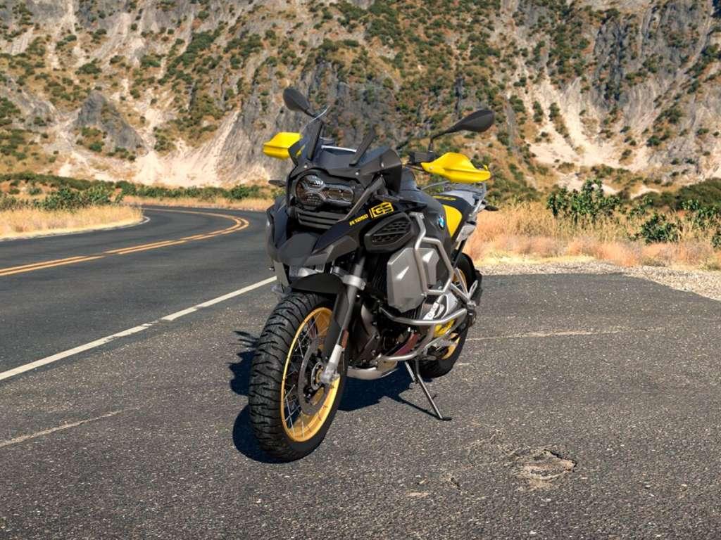 Galería de fotos del BMW Motorrad BMW Nueva R 1250 GS Adventure Edición 40 Años GS (2)