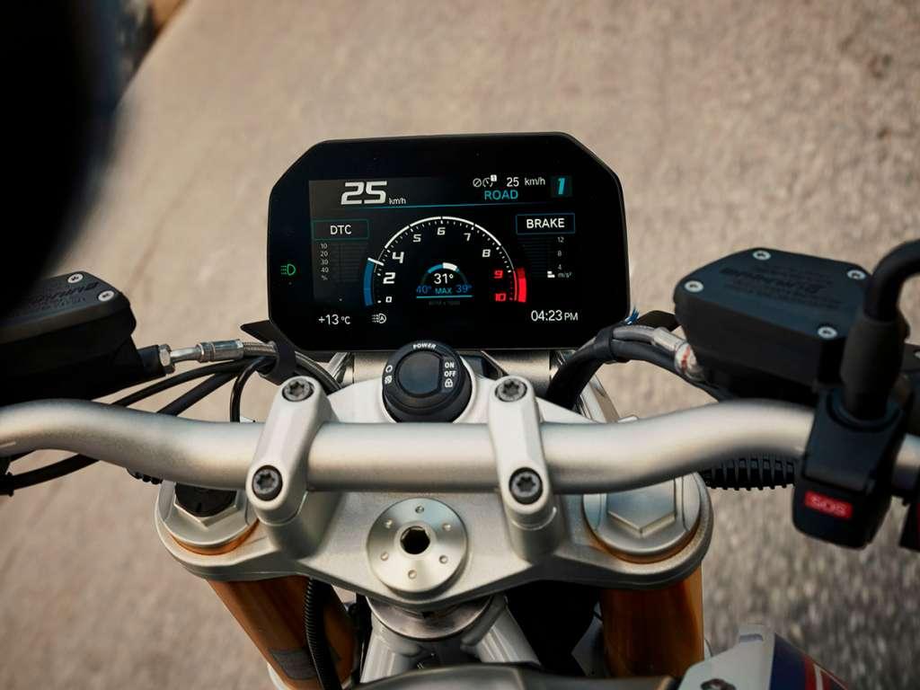 Galería de fotos del BMW Motorrad BMW R 1250 R (3)