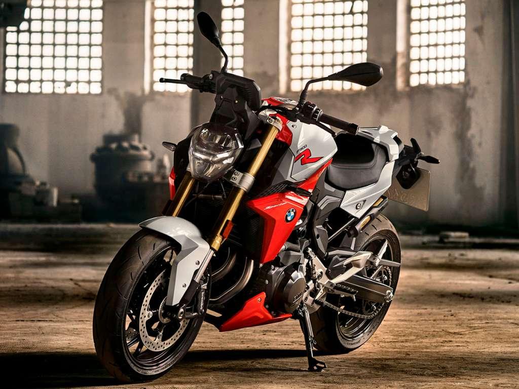 Galería de fotos del BMW Motorrad BMW NUEVA F 900 R (1)