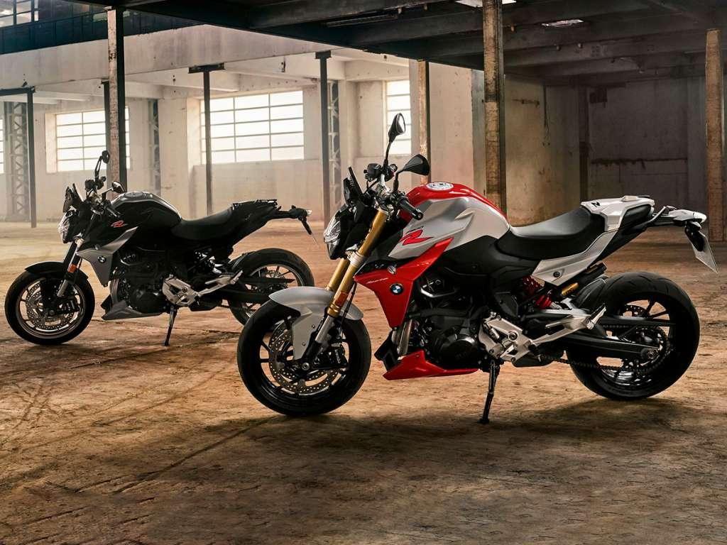 Galería de fotos del BMW Motorrad BMW NUEVA F 900 R (2)