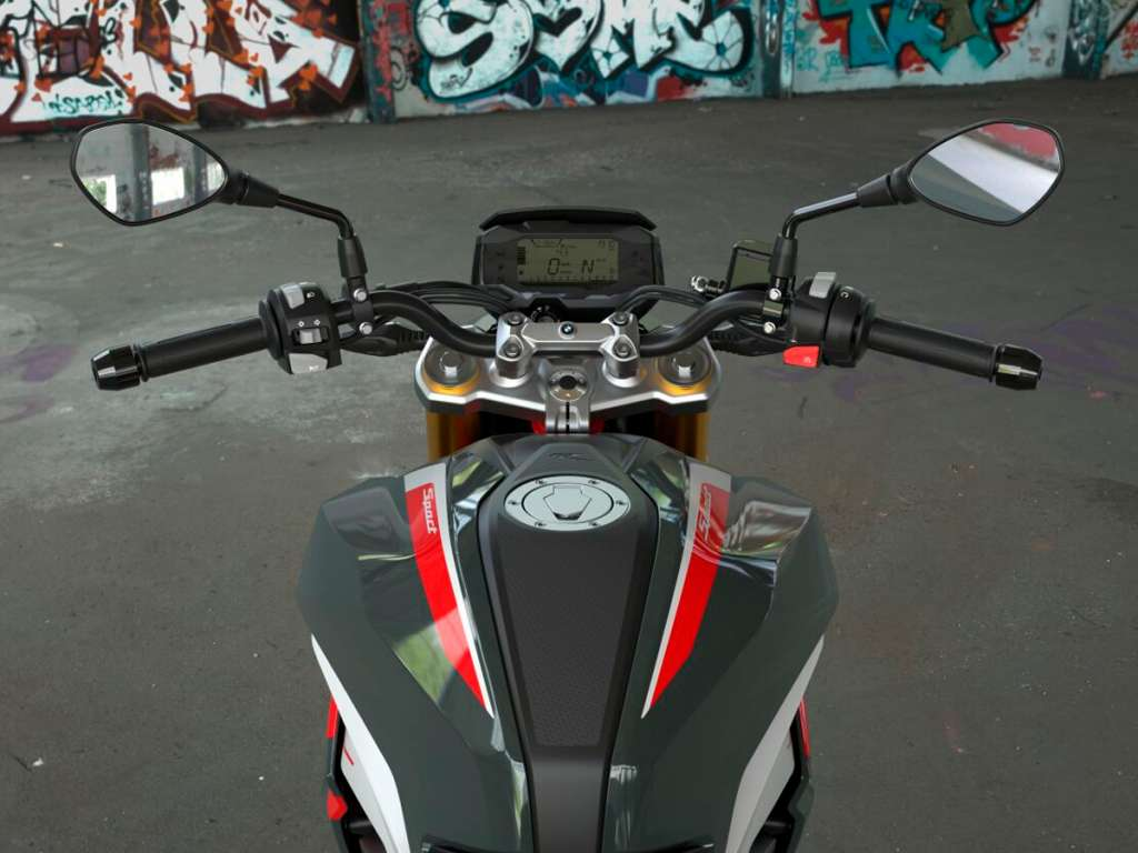 Galería de fotos del BMW Motorrad BMW G 310 R (4)