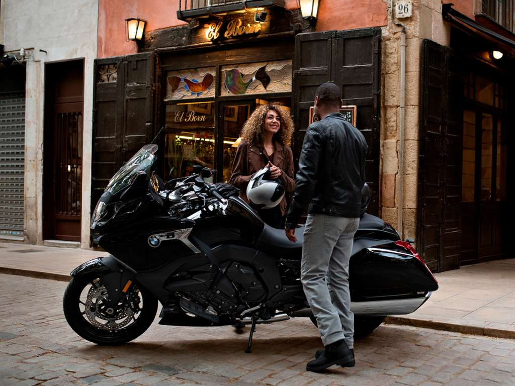 Galería de fotos del BMW Motorrad BMW K 1600 B (1)