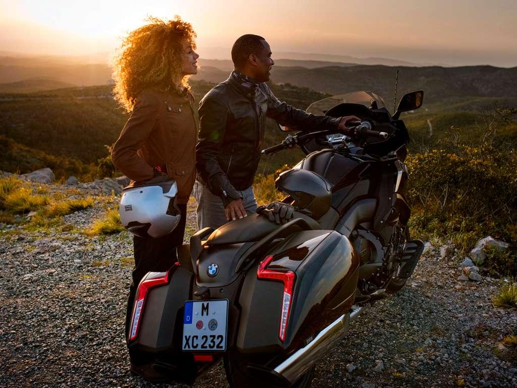 Galería de fotos del BMW Motorrad BMW K 1600 B (2)