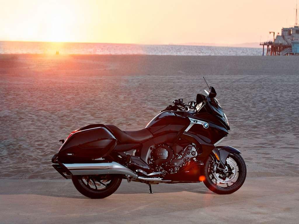 Galería de fotos del BMW Motorrad BMW K 1600 B (3)