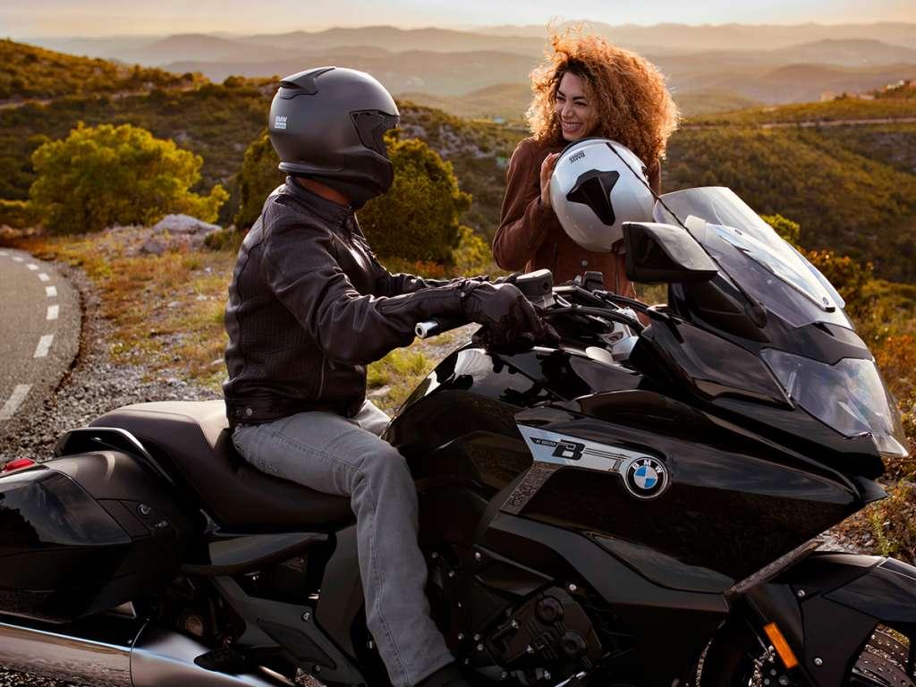 Galería de fotos del BMW Motorrad BMW K 1600 B (4)