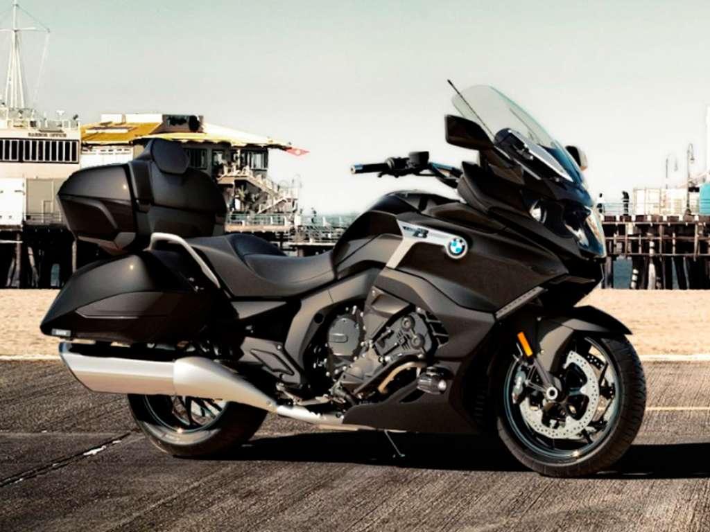 Galería de fotos del BMW Motorrad BMW K 1600 Grand America (1)