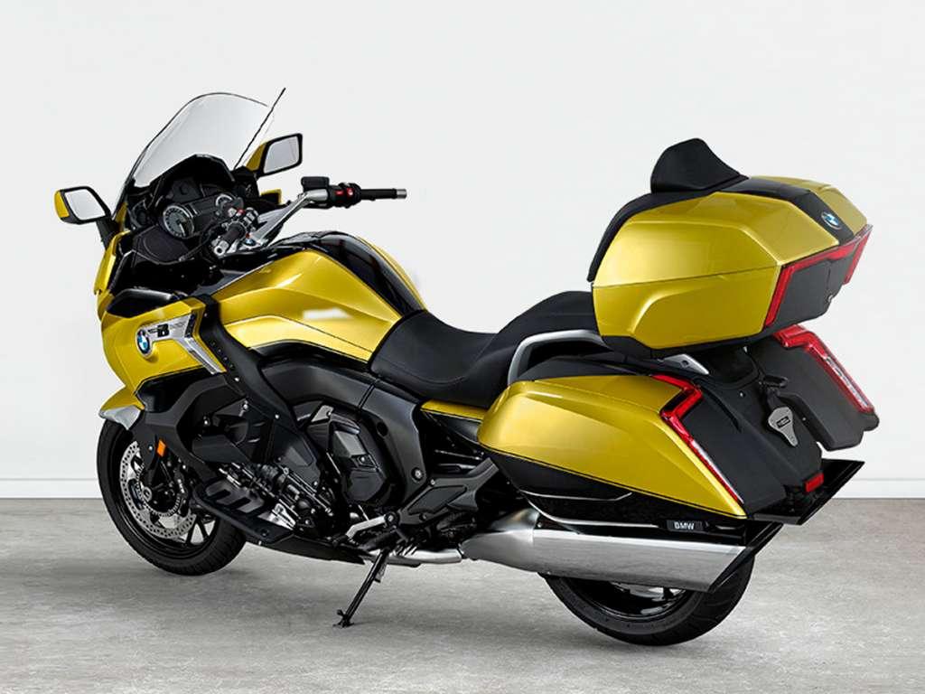 Galería de fotos del BMW Motorrad BMW K 1600 Grand America (2)
