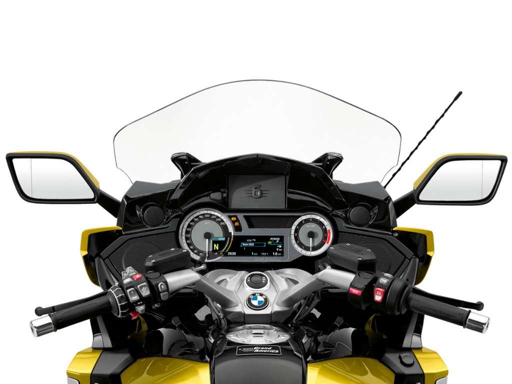 Galería de fotos del BMW Motorrad BMW K 1600 Grand America (3)