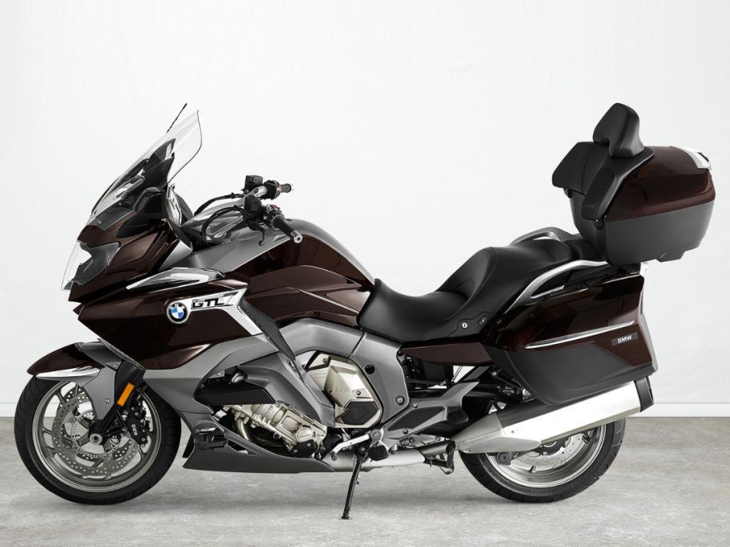 Galería de fotos del BMW Motorrad BMW K 1600 GTL (1)