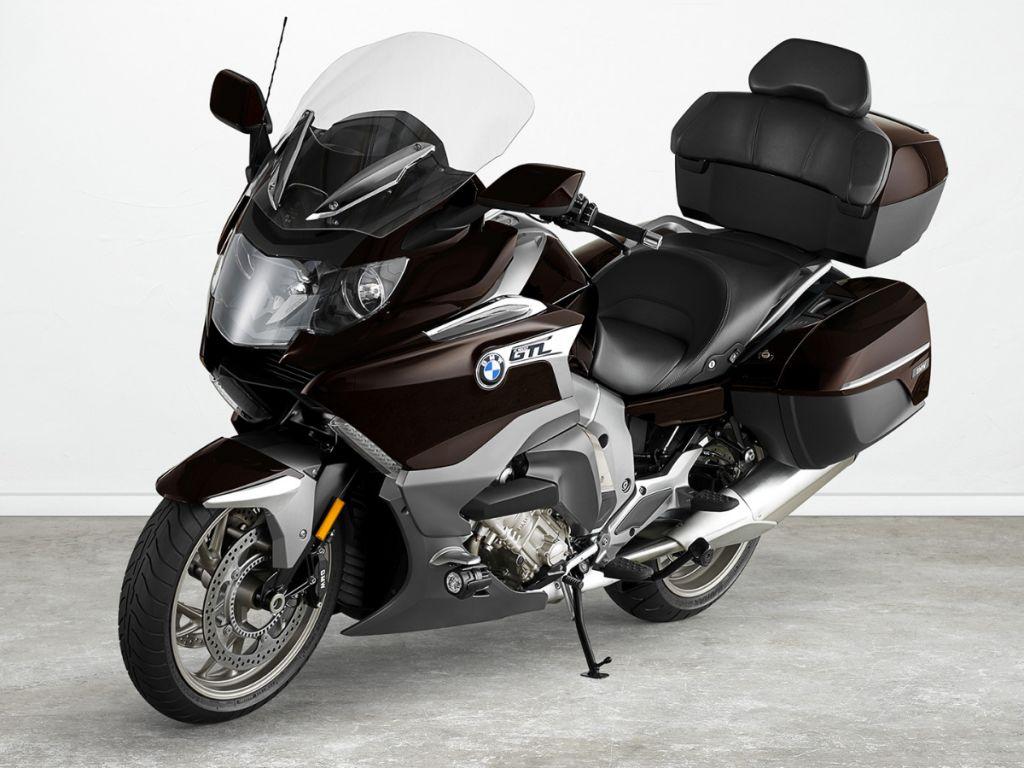 Galería de fotos del BMW Motorrad BMW K 1600 GTL (2)