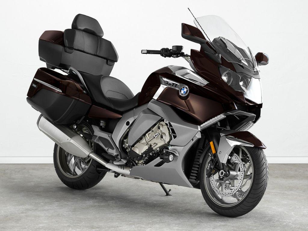 Galería de fotos del BMW Motorrad BMW K 1600 GTL (3)