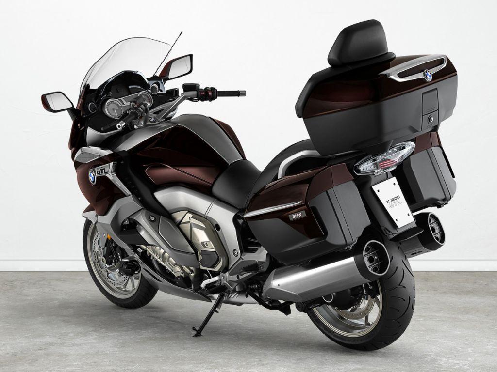 Galería de fotos del BMW Motorrad BMW K 1600 GTL (4)