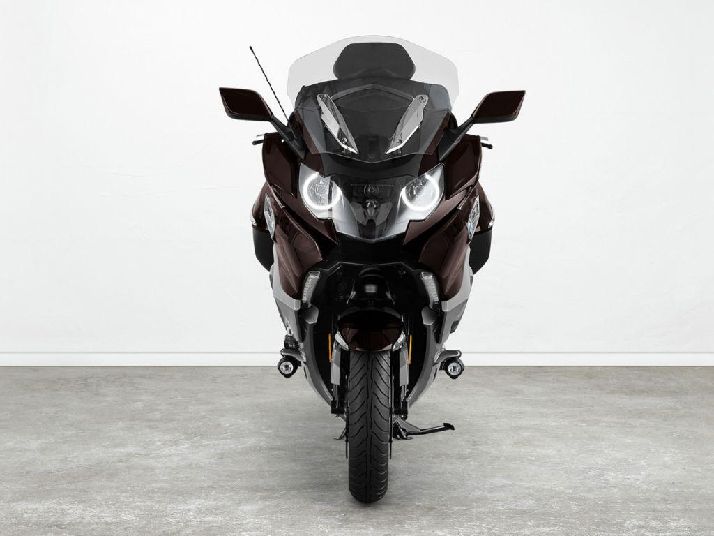Galería de fotos del BMW Motorrad BMW K 1600 GTL (5)