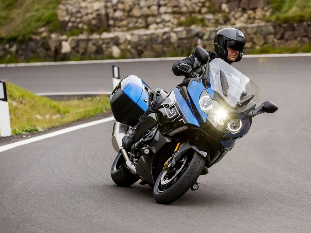 Galería de fotos del BMW Motorrad BMW K 1600 GT (3)
