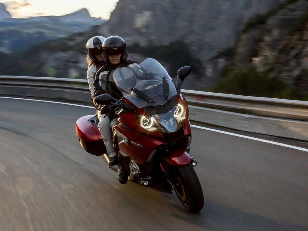 Galería de fotos del BMW Motorrad BMW K 1600 GT (5)
