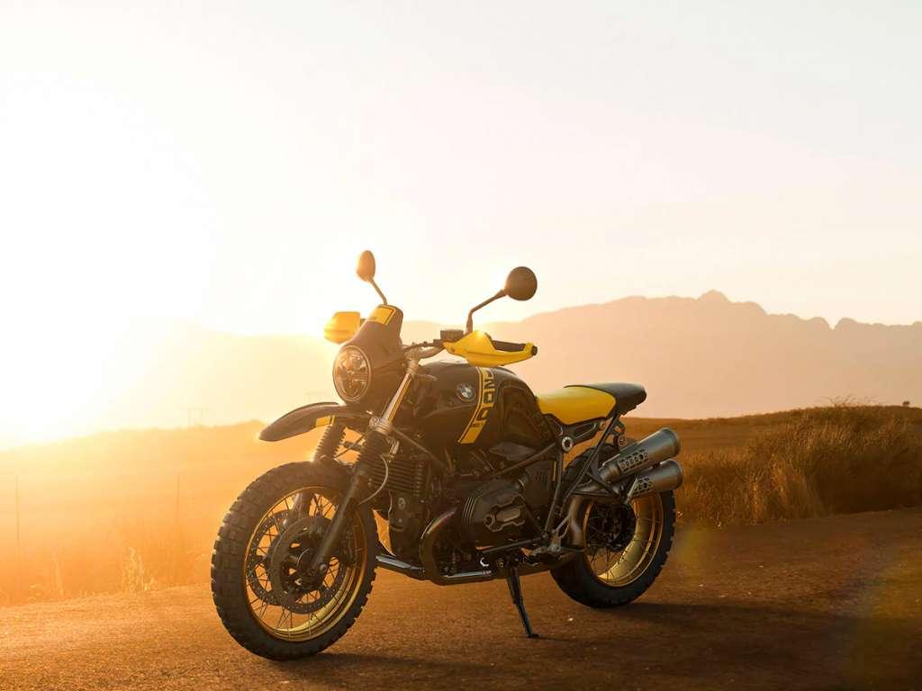 Galería de fotos del BMW Motorrad BMW R Nine T Urban G/S Edición 40 Años GS (1)