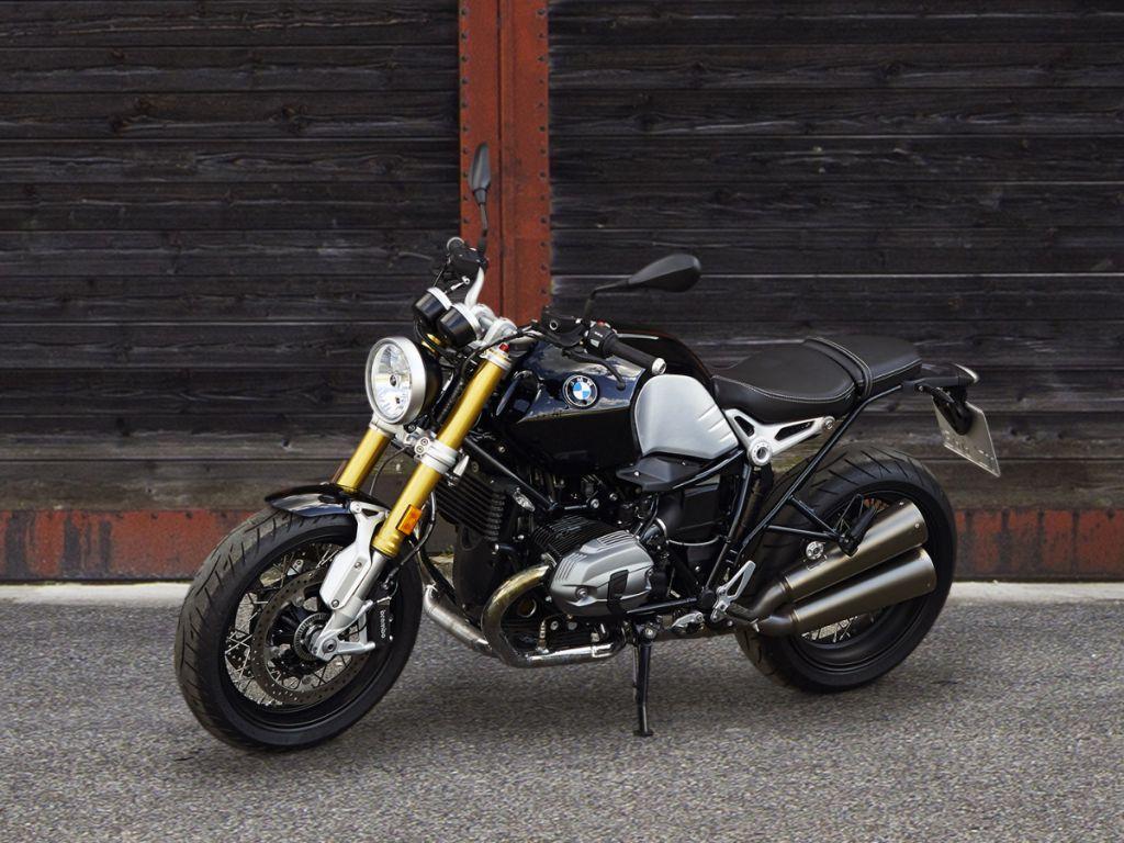 Galería de fotos del BMW Motorrad BMW R Nine T (1)