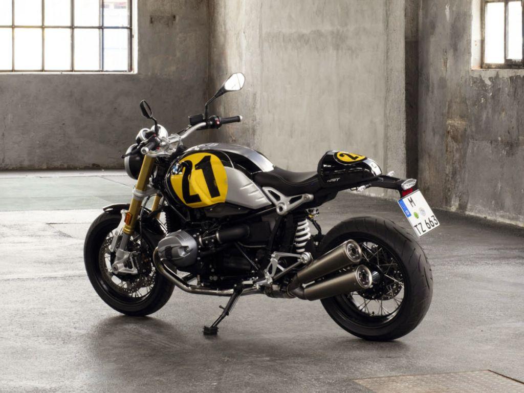 Galería de fotos del BMW Motorrad BMW R Nine T (2)