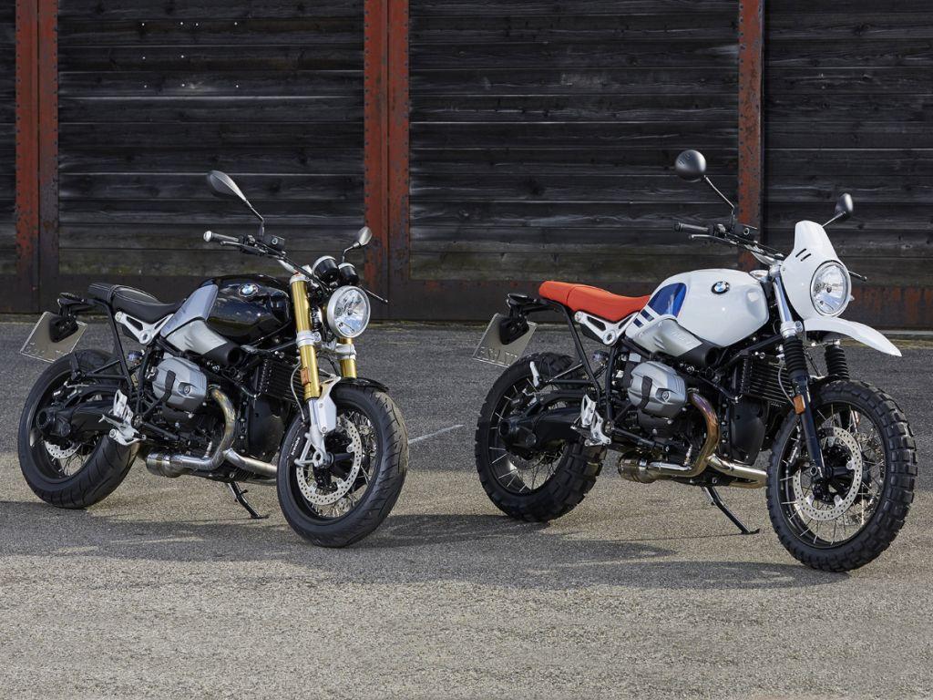 Galería de fotos del BMW Motorrad BMW R Nine T (3)