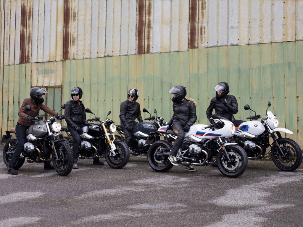 Galería de fotos del BMW Motorrad BMW R Nine T (4)