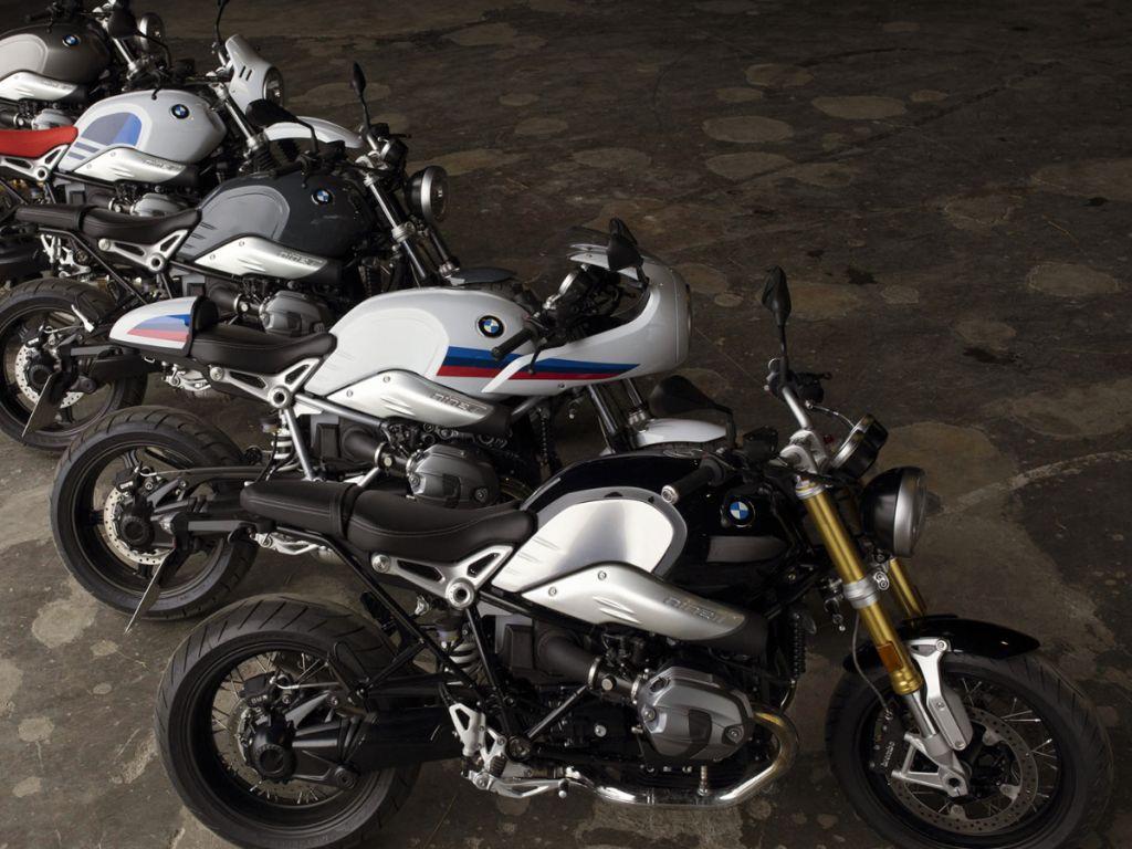 Galería de fotos del BMW Motorrad BMW R Nine T (5)