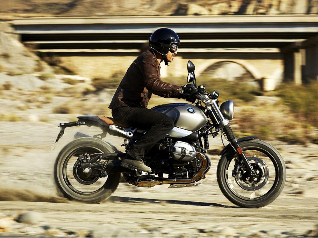 Galería de fotos del BMW Motorrad BMW R Nine T Scrambler (3)