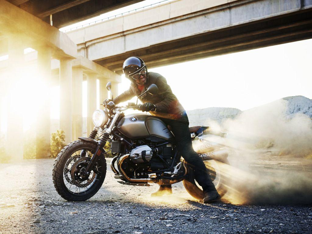 Galería de fotos del BMW Motorrad BMW R Nine T Scrambler (6)