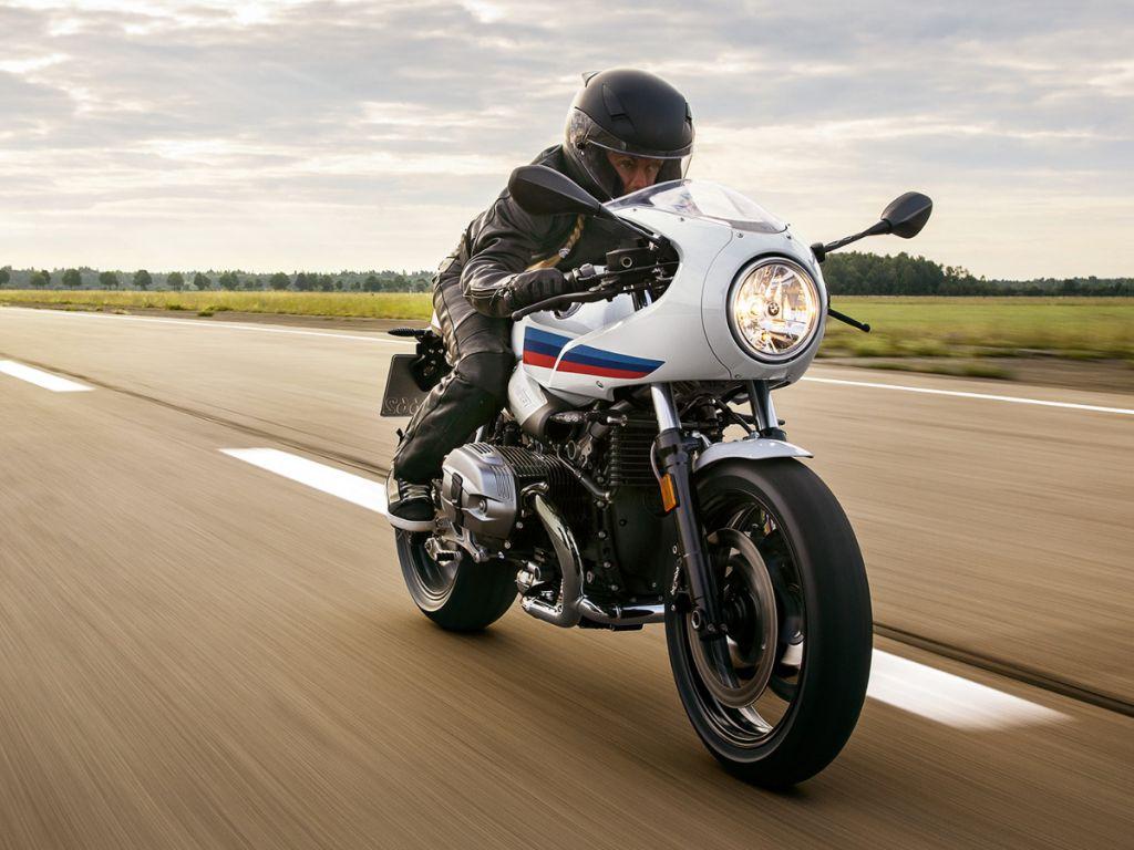 Galería de fotos del BMW Motorrad BMW R Nine T Racer (1)