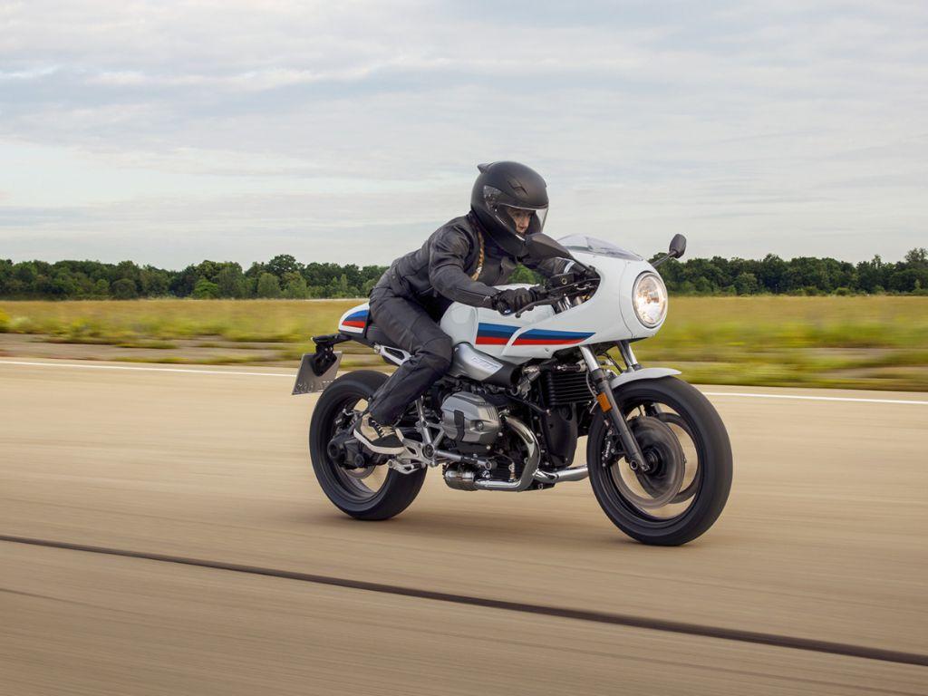 Galería de fotos del BMW Motorrad BMW R Nine T Racer (3)