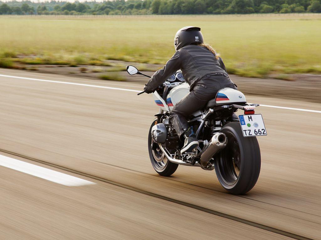 Galería de fotos del BMW Motorrad BMW R Nine T Racer (4)