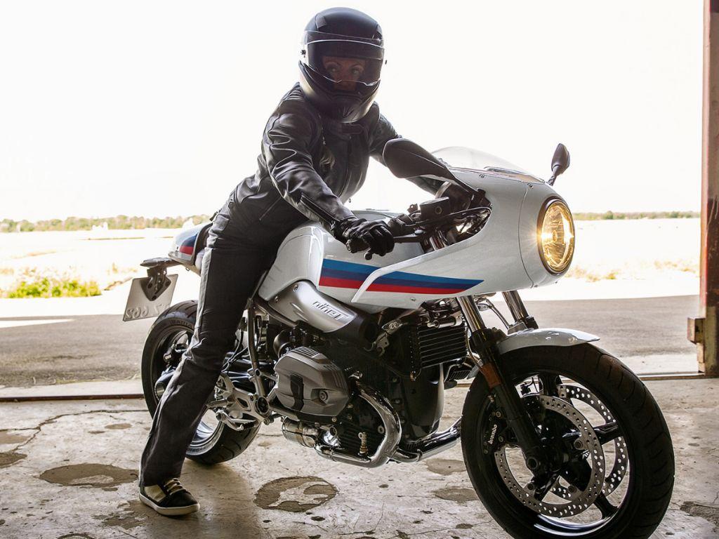 Galería de fotos del BMW Motorrad BMW R Nine T Racer (5)