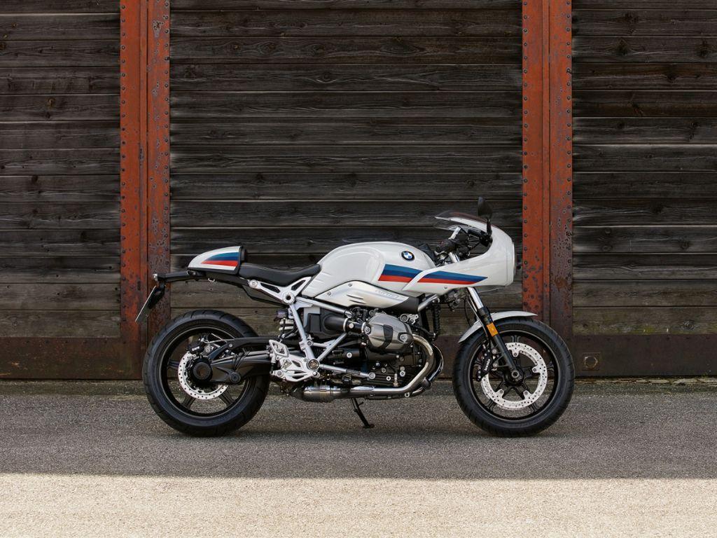 Galería de fotos del BMW Motorrad BMW R Nine T Racer (6)