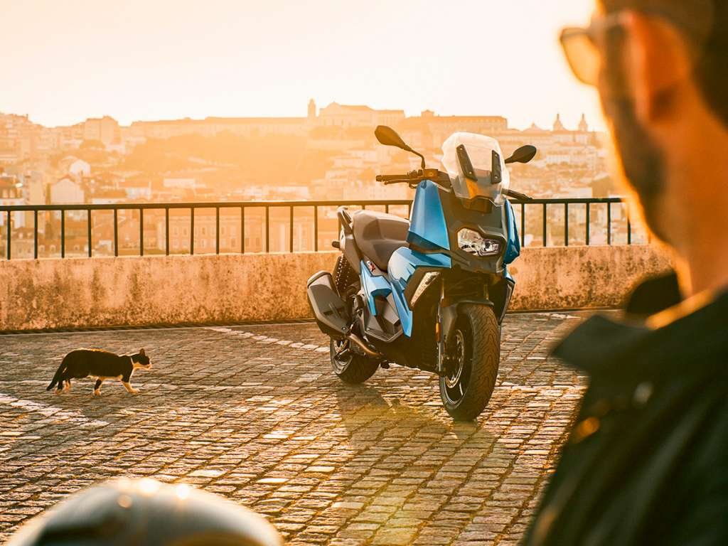 Galería de fotos del BMW Motorrad BMW C 400 X (1)
