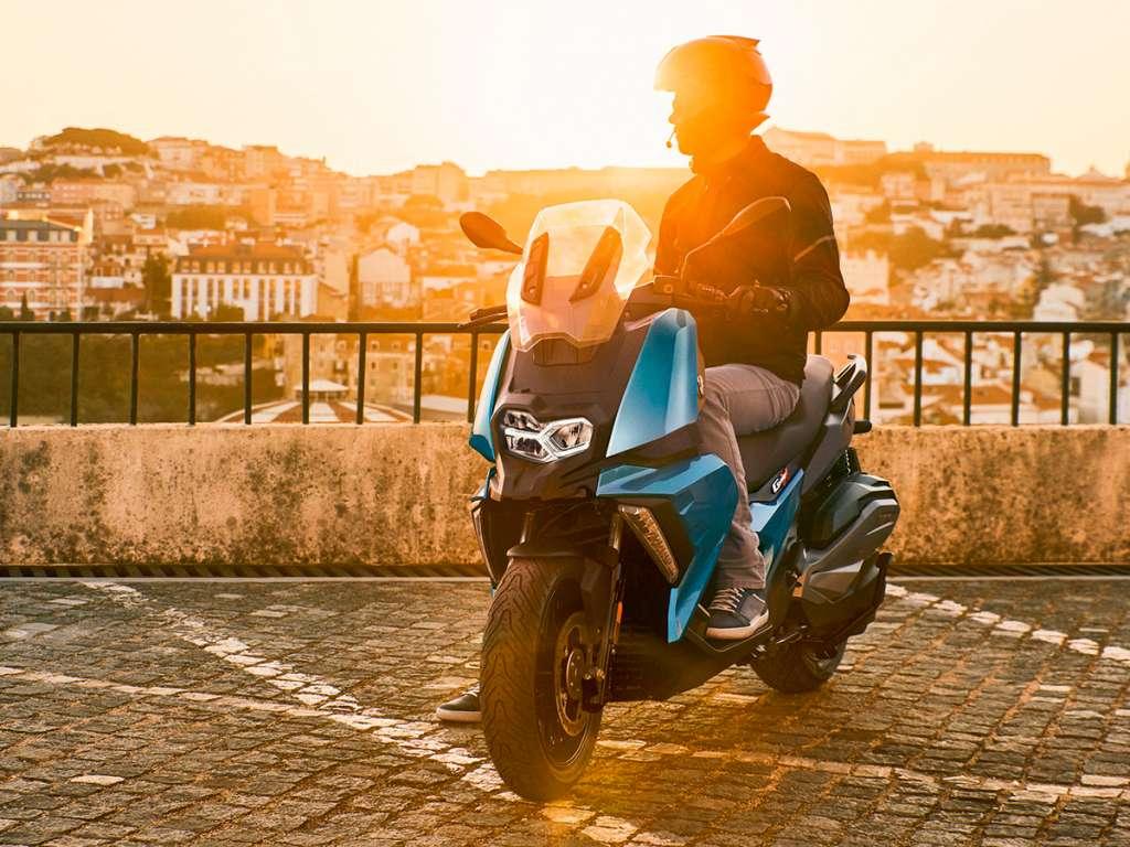 Galería de fotos del BMW Motorrad BMW C 400 X (2)