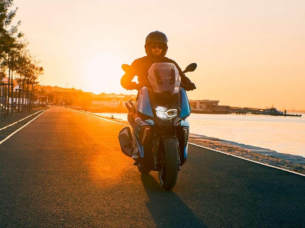 Galería de fotos del BMW Motorrad BMW C 400 X (3)