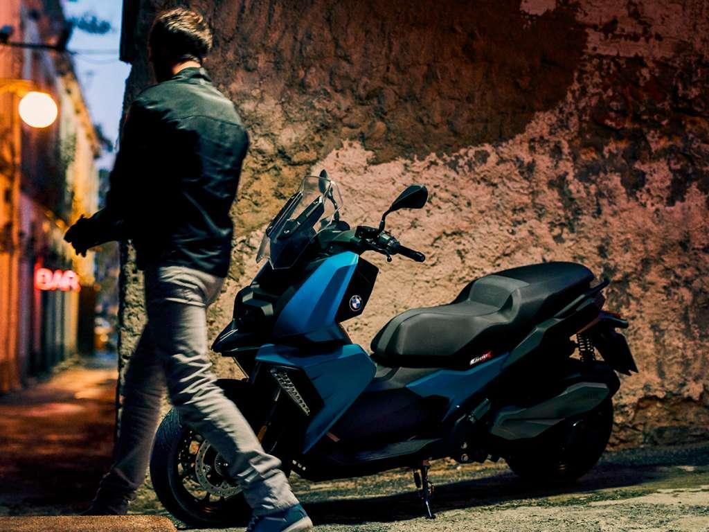 Galería de fotos del BMW Motorrad BMW C 400 X (4)