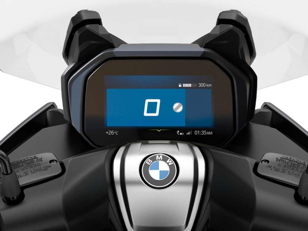 Galería de fotos del BMW Motorrad BMW C 400 GT (2)
