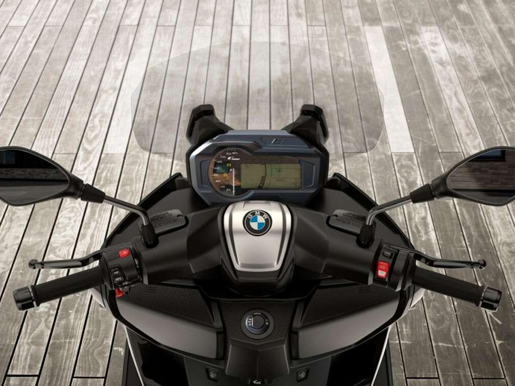 Galería de fotos del BMW Motorrad BMW NUEVA C 400 GT (4)