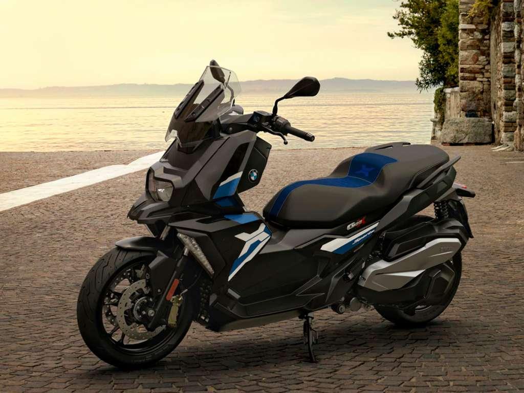 Galería de fotos del BMW Motorrad BMW NUEVA C 400 X (1)