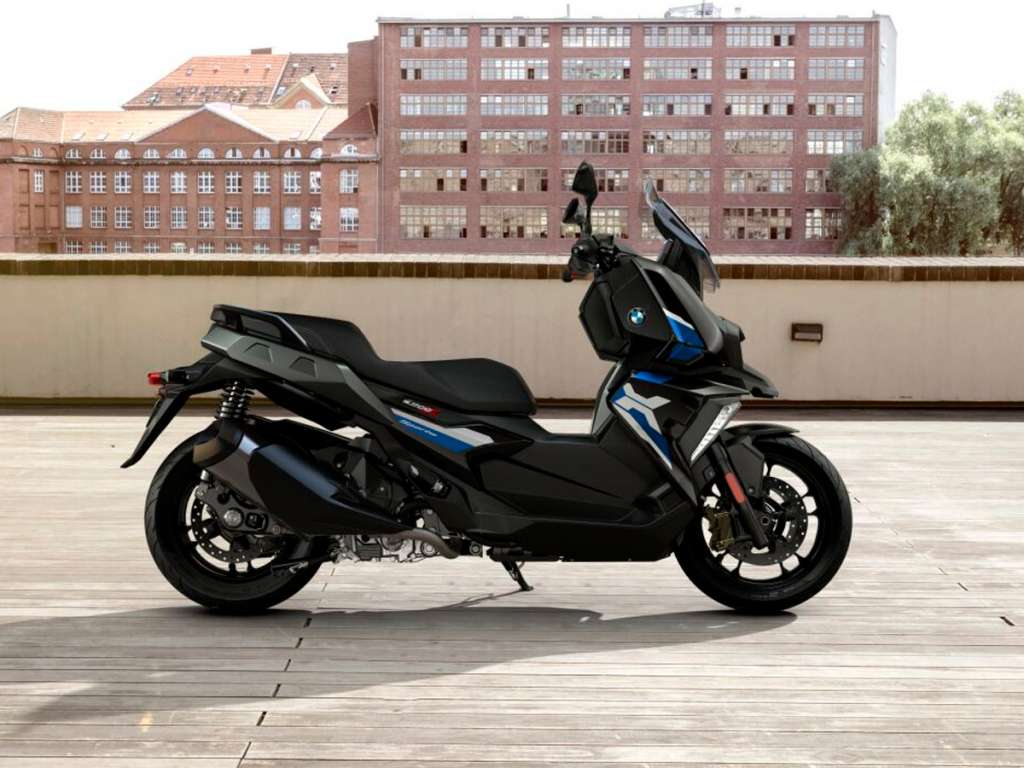 Galería de fotos del BMW Motorrad BMW NUEVA C 400 X (2)
