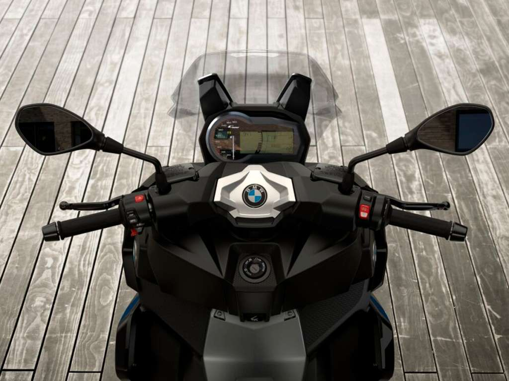Galería de fotos del BMW Motorrad BMW NUEVA C 400 X (4)