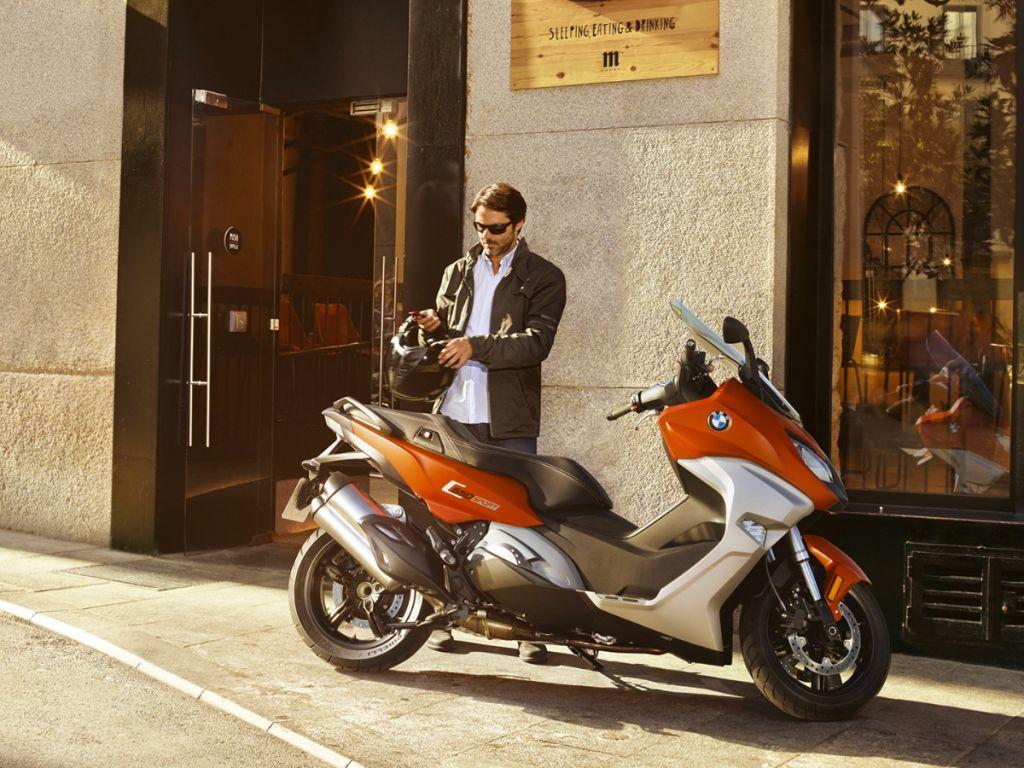 Galería de fotos del BMW Motorrad BMW C 650 Sport (1)