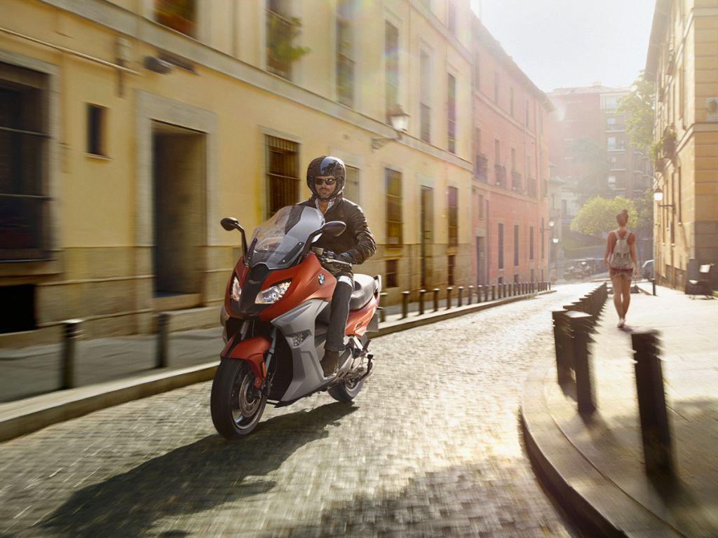 Galería de fotos del BMW Motorrad BMW C 650 Sport (2)