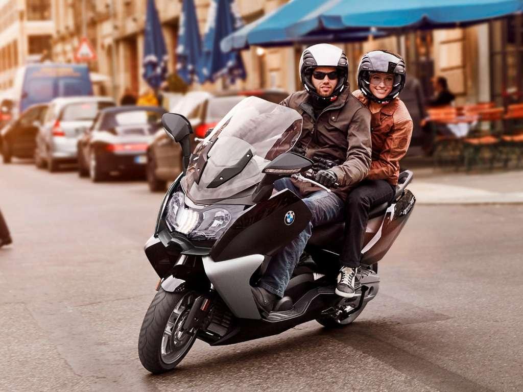 Galería de fotos del BMW Motorrad BMW C 650 GT (4)