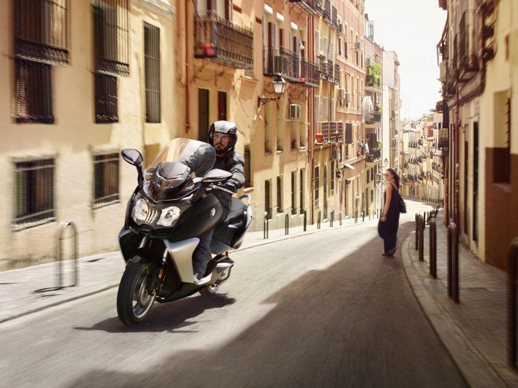 Galería de fotos del BMW Motorrad BMW C 650 GT (1)