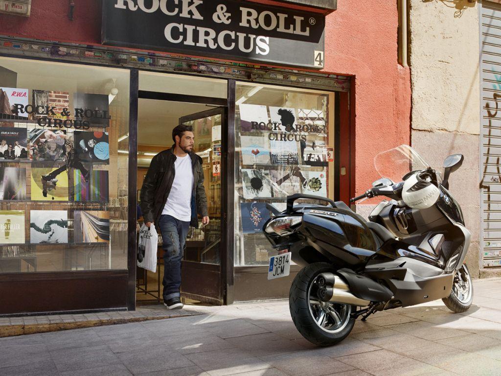Galería de fotos del BMW Motorrad BMW C 650 GT (2)